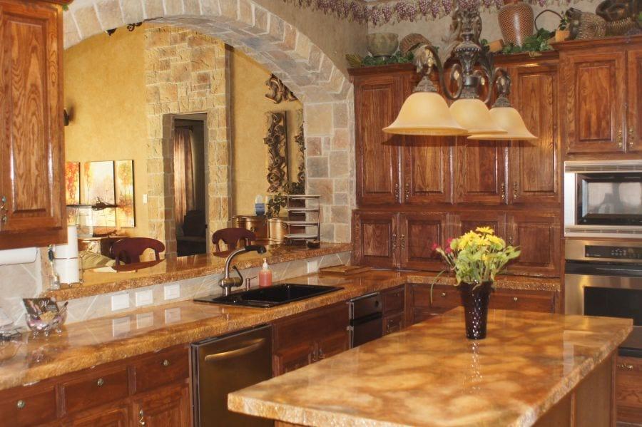 cre8stone kitchen remodel