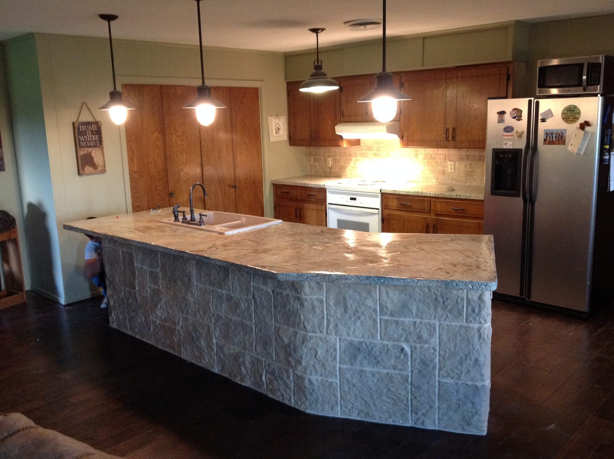 Grey counters with underbar