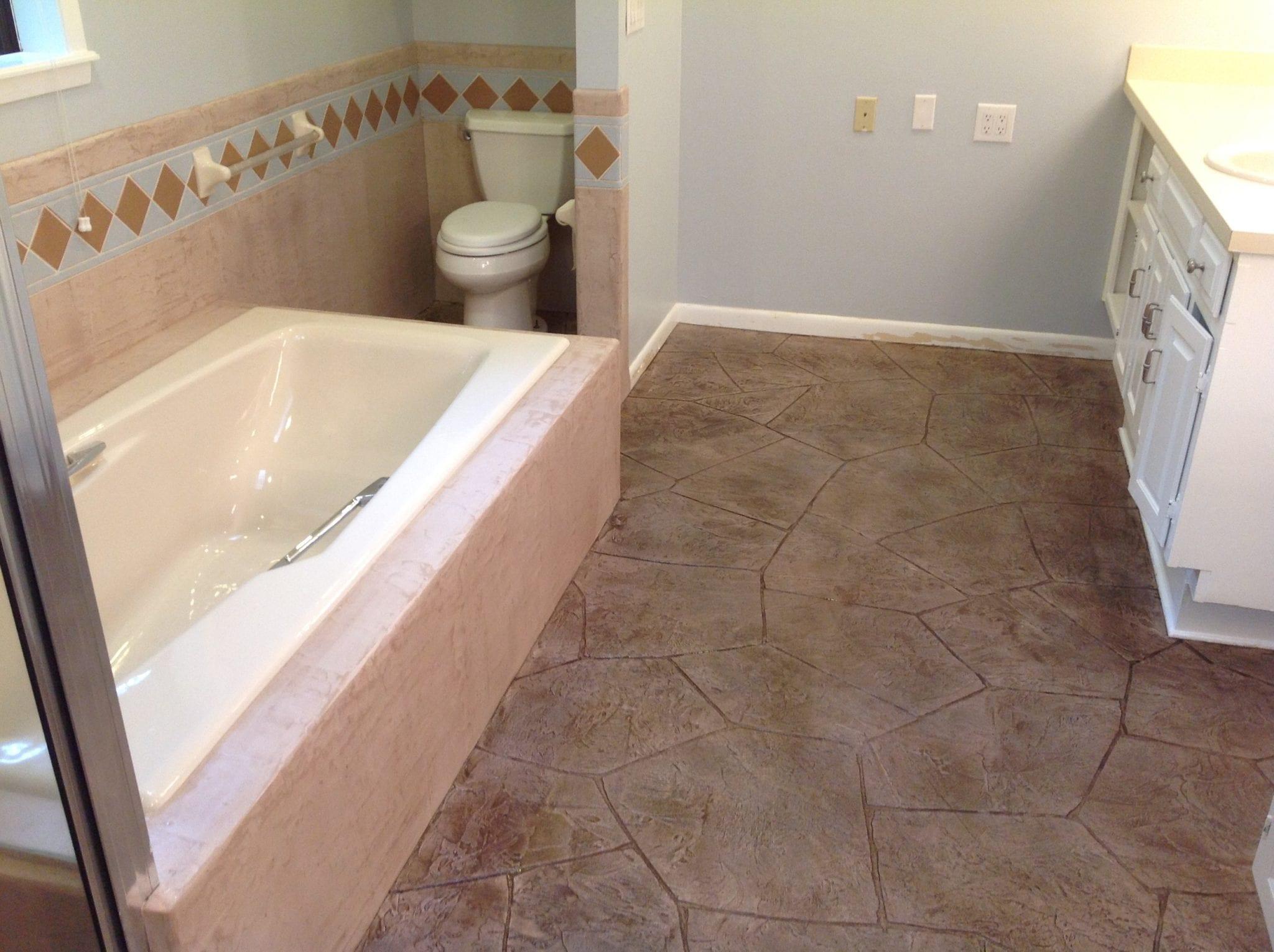 interior stone floor