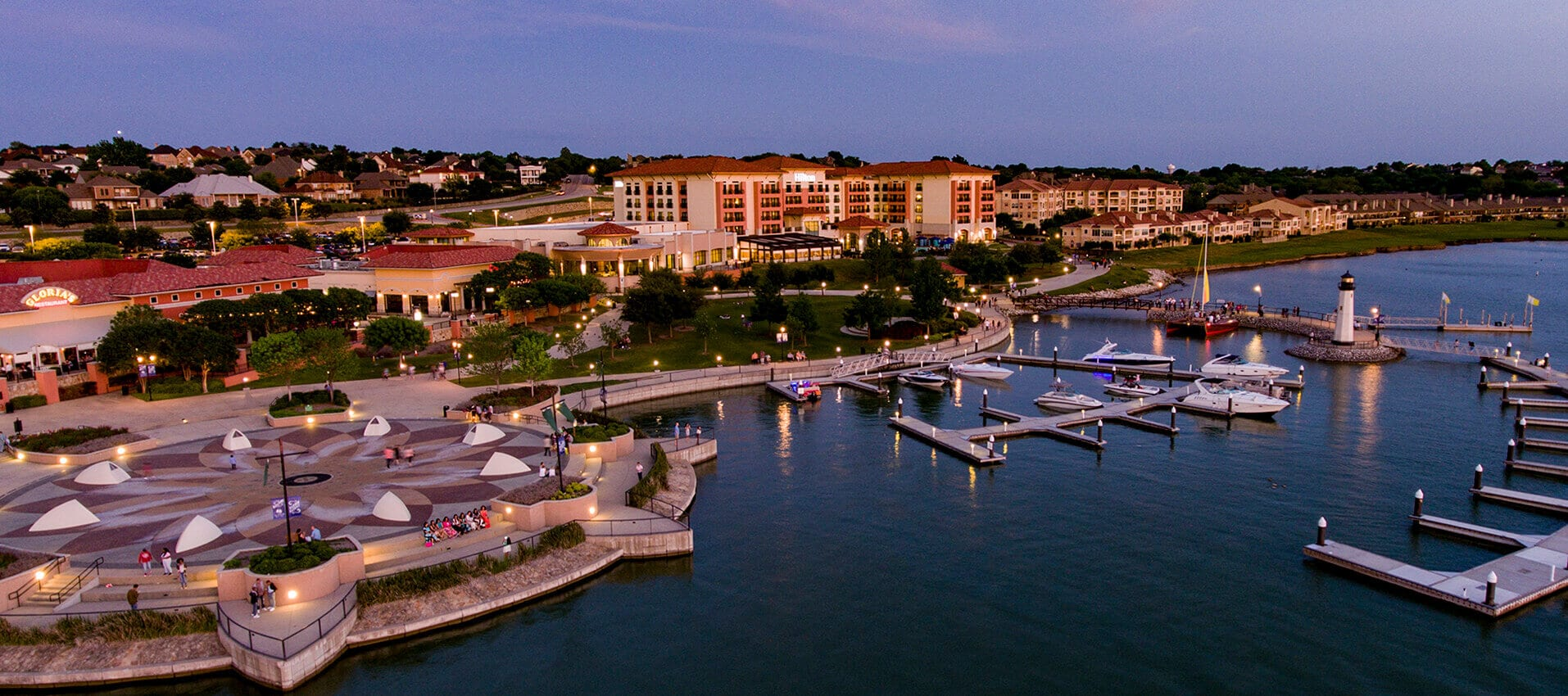 rockwall tx the harbor